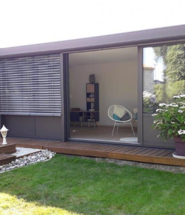 extension habitable par akena