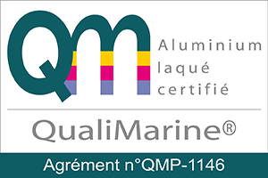 label aluminium qualimarine